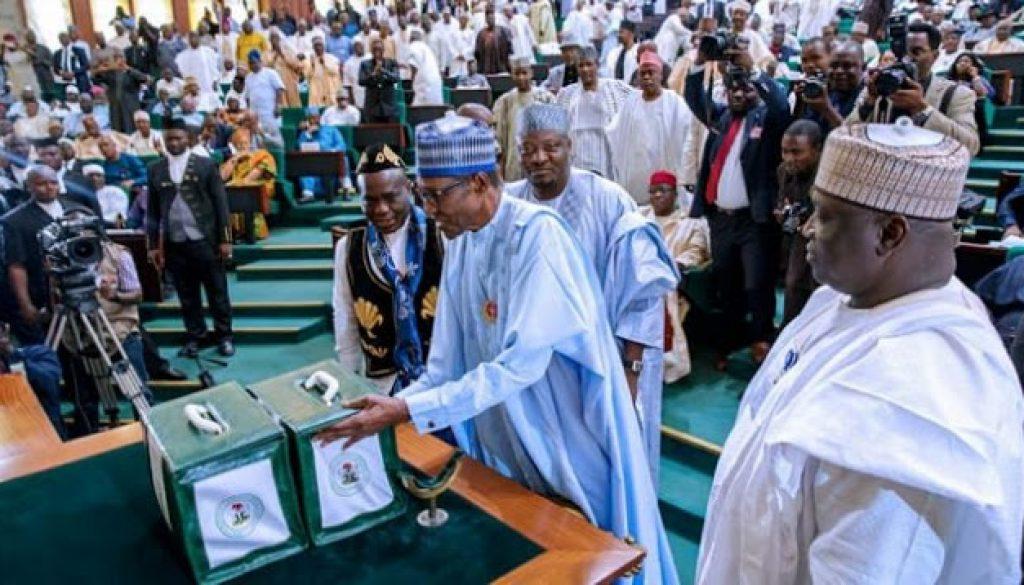 Buhari-Budget2018
