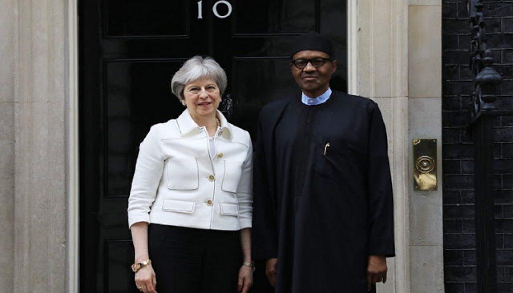 Buhari-and-Mayyyyy