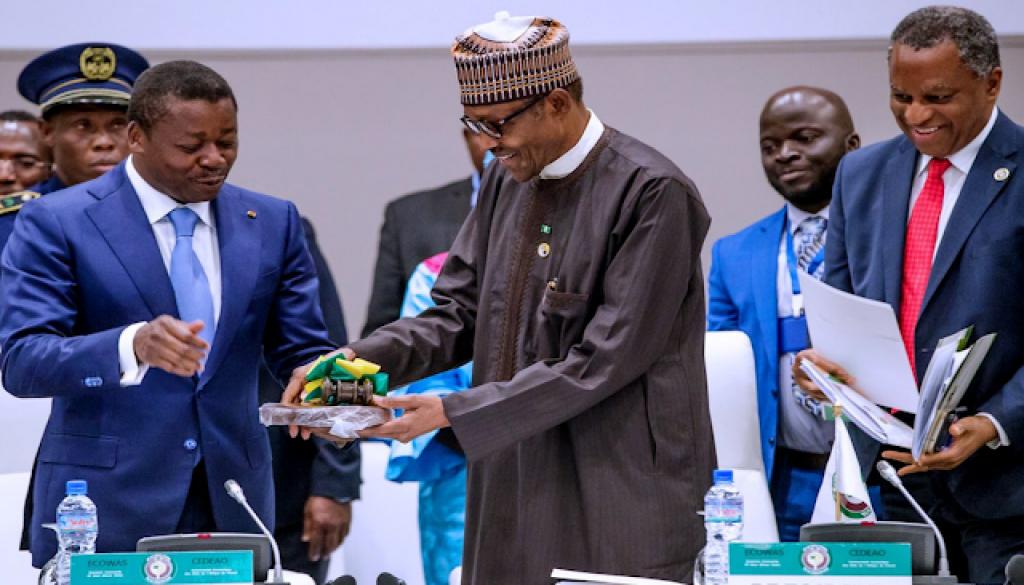 Buhari_ECOWAS_Chair