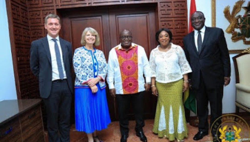 Ghana-UK-pact