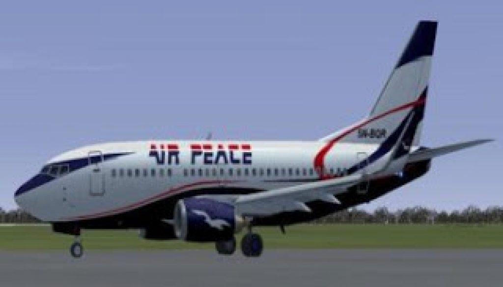 Air-Peacenig