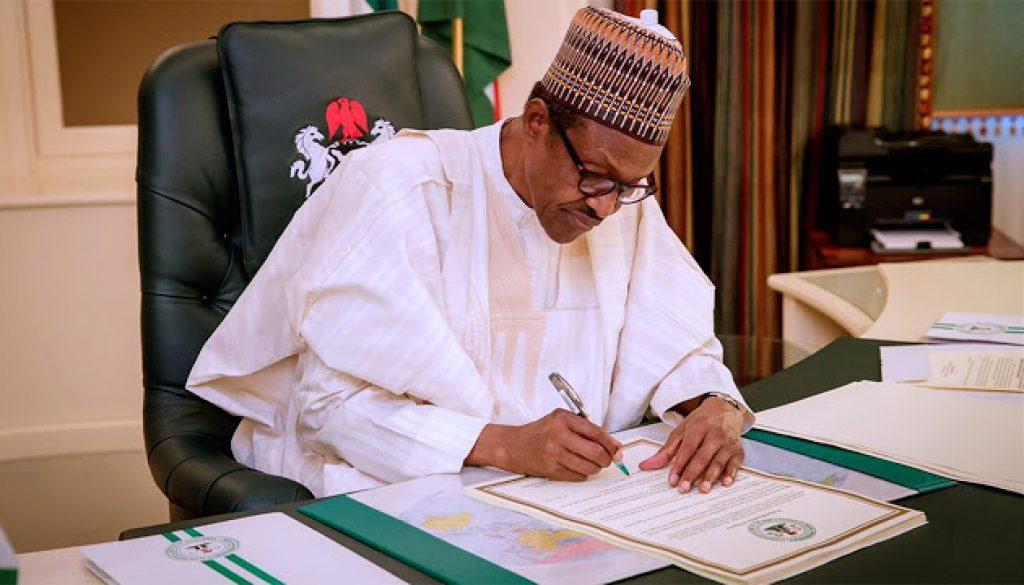 BuhariNigerianPresident