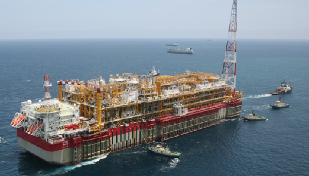 Egina-FPSO-Oil-Platform-project