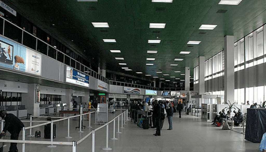 Murtala-Mohammed-Airport