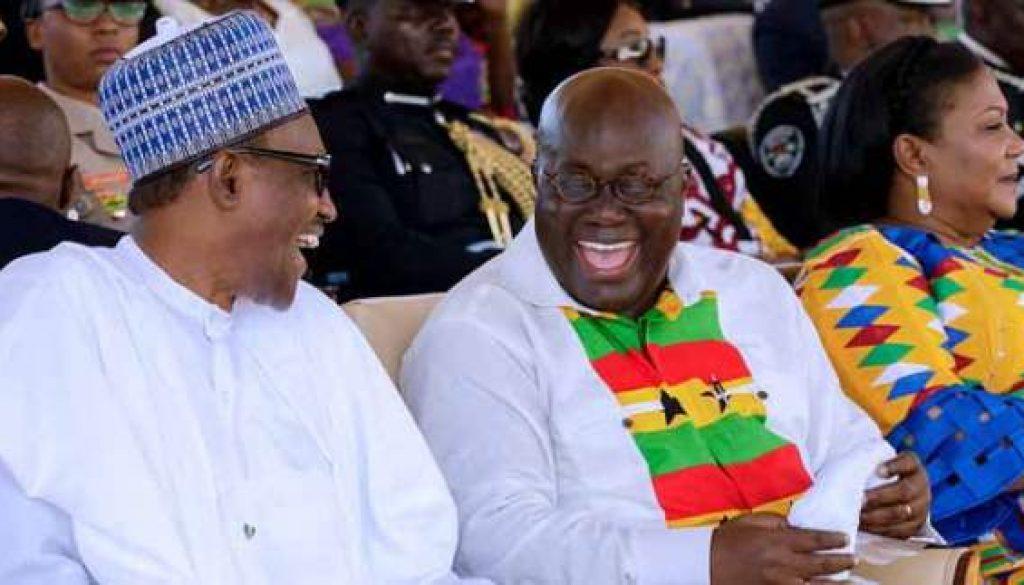 President-Muhamadu-Buhari-of-Nigeria-and-GhanaE28099s-Akufo-Addo.