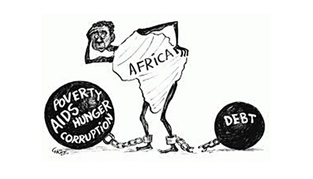 AFRICA IN DEBT