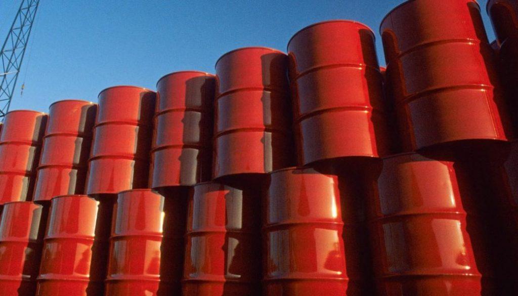 OIL-BARRELS price