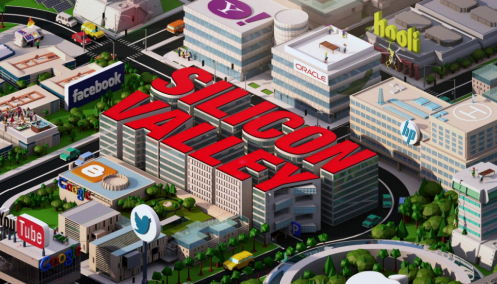 silicon valley image
