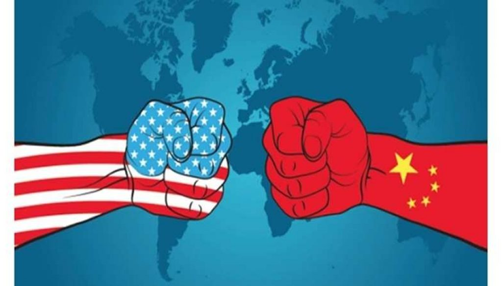 war trade in us and china