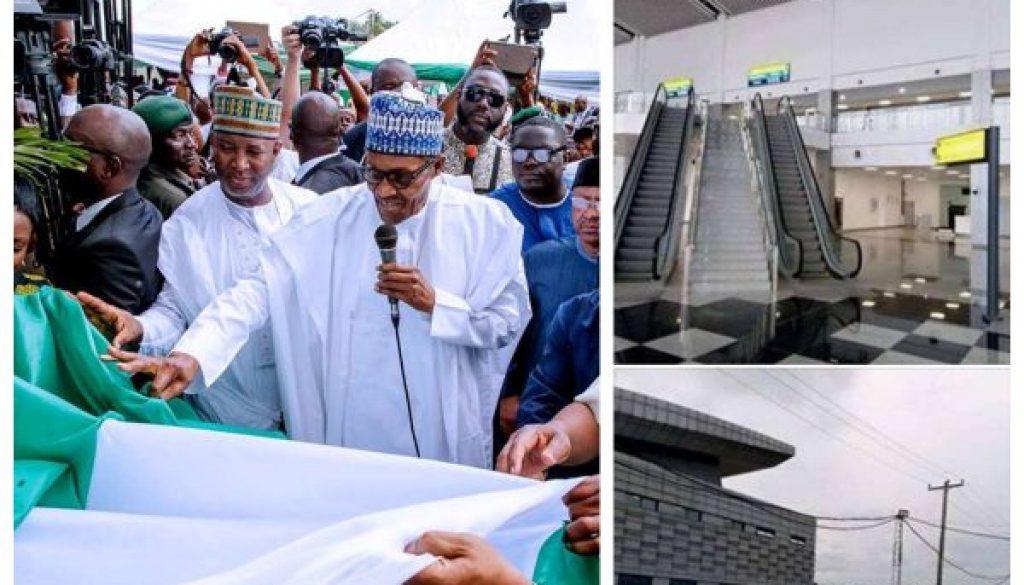 Buhari-commissions-new-terminal-at-Port-Harcourt-airport
