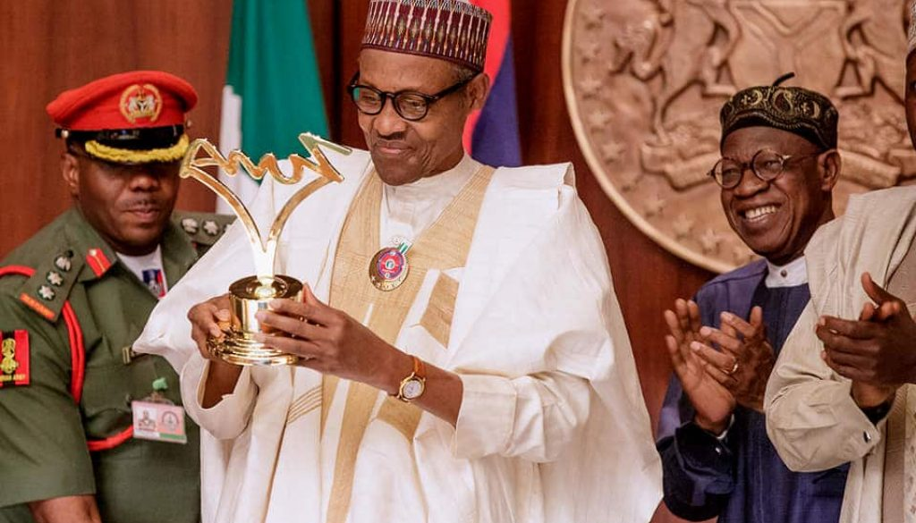 Buhari directs banks to provide capital to entertainment