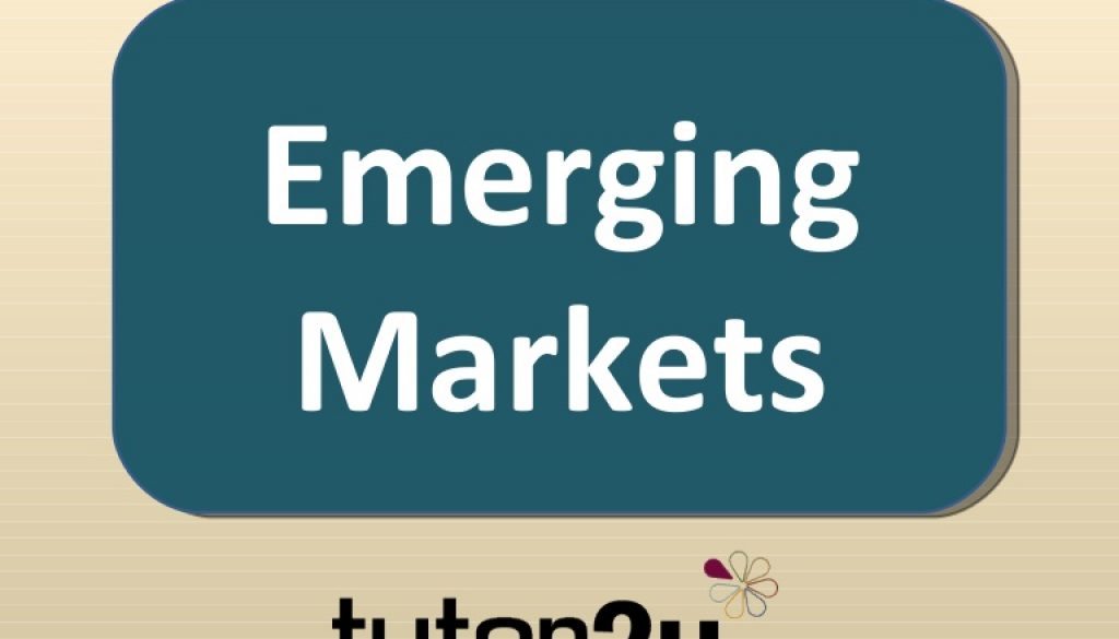Concerns cause drop in emerging market shares