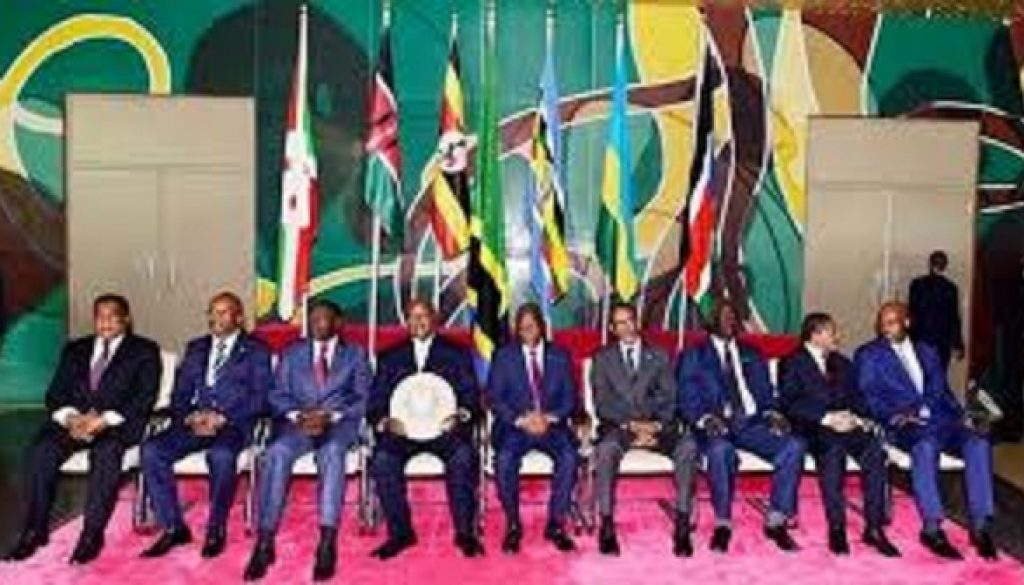 East African nations agree to spur trade