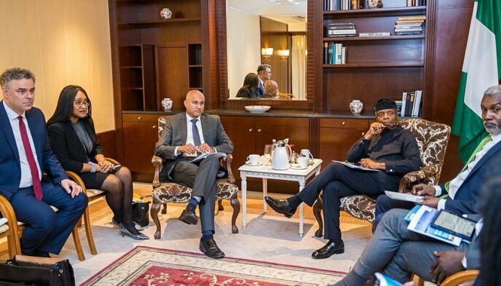 Nigeria building special economic zones - Osinbajo