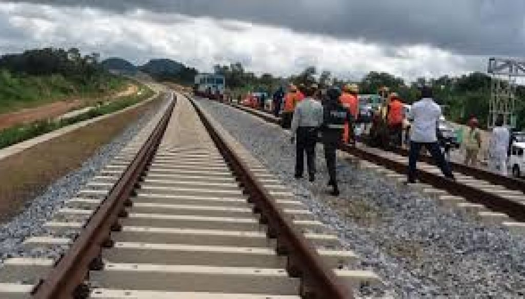 Nigeria directs Chinese firm to complete rail project