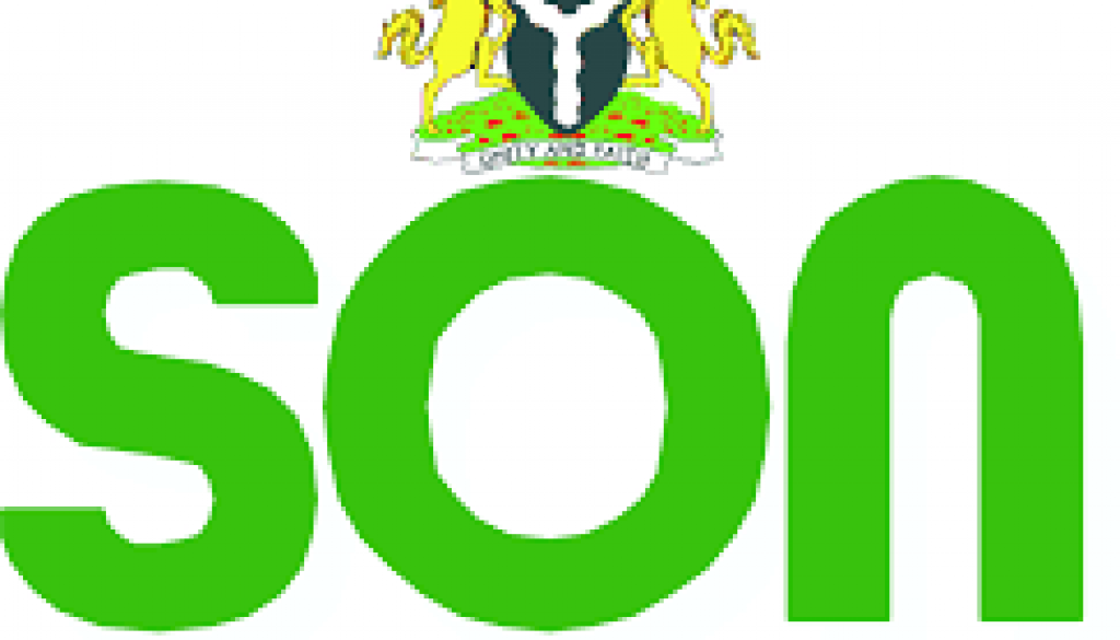 SON takes steps to check substandard goods