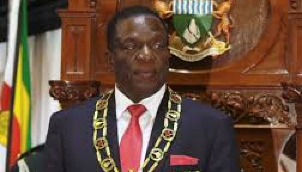 Mnangagwa off to Russia, Davos to woo investors