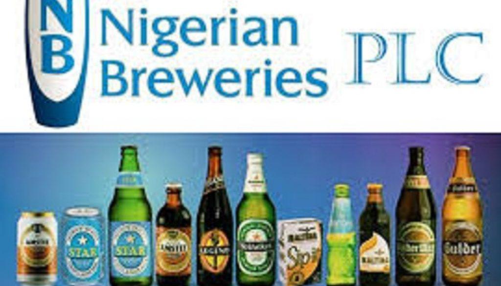 Breweries records drop in profit