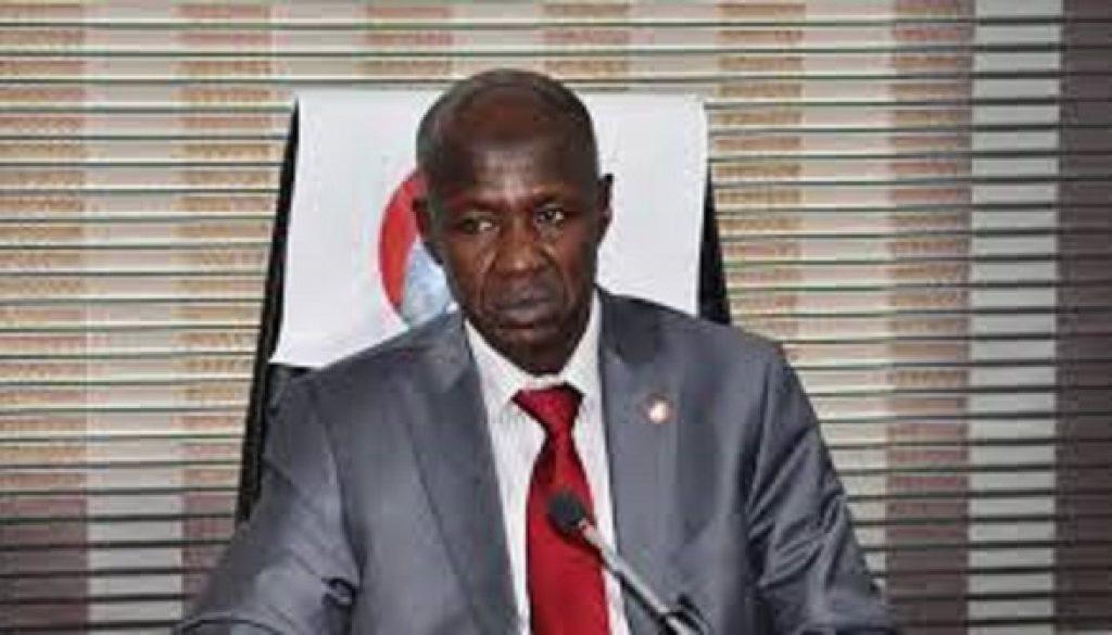 Efcc Chairman Magu