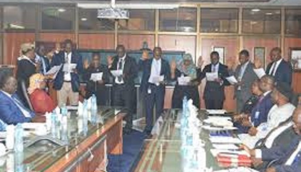NEPC inaugurates Anti-Corruption, Transparency Unit