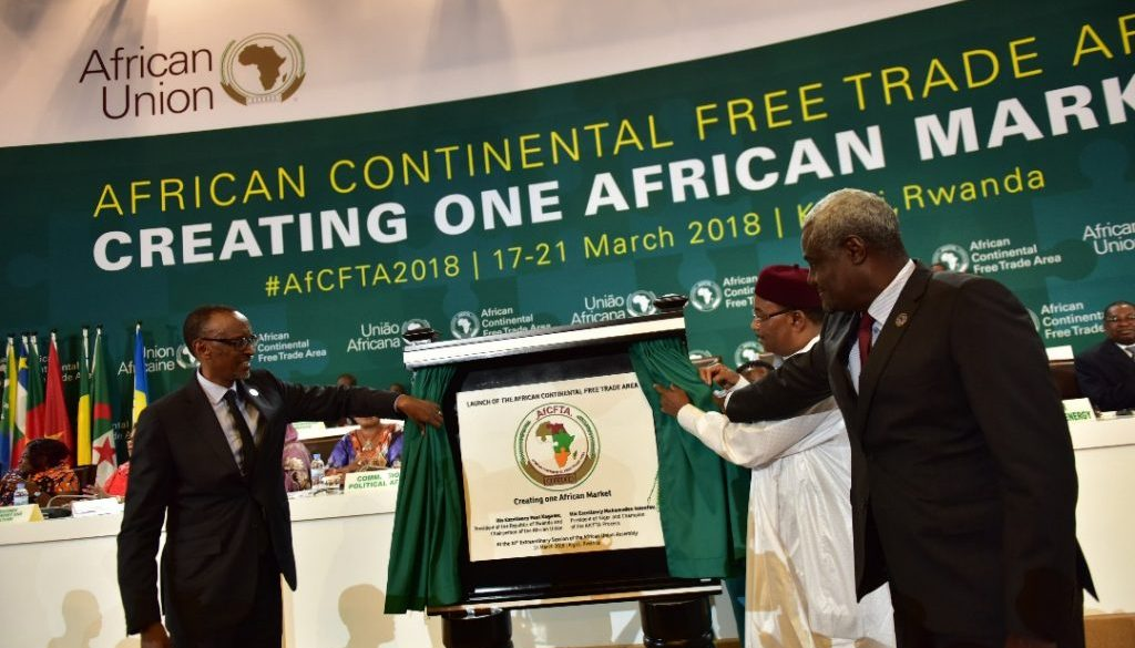 President-Paul-KagameLMoussa-Faki-Mahamat-the-Chairperson-of-the-African-Union-Commission
