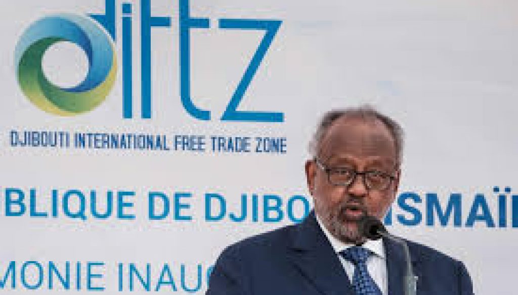 Djibouti President hails free zone as victory for East Africa
