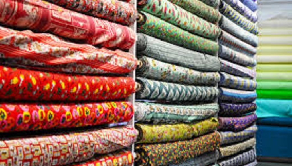 Manufacturers happy with restriction of textile in foreign