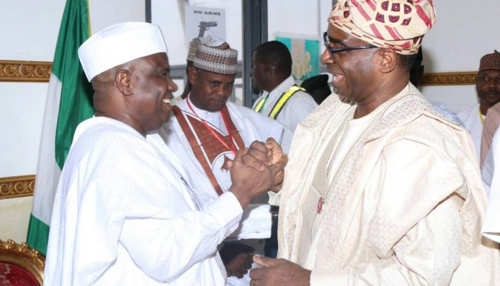 Olusegun-Awolowo-Executive-DirectorCEO-of-NEPC-HE-Aminu-Tambawal-Executive-Governor-of-Sokoto-State