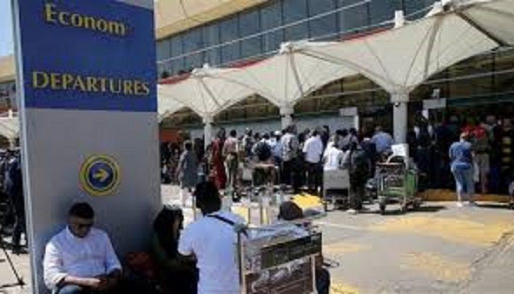 Strike grounds Jomo Kenyatta airport