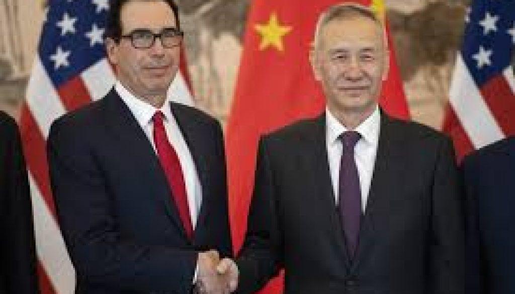 China, U.S agree to monitor trade pledges