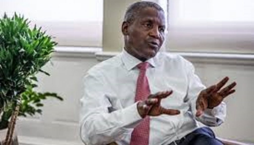 Dangote wants North to invest more in agriculture