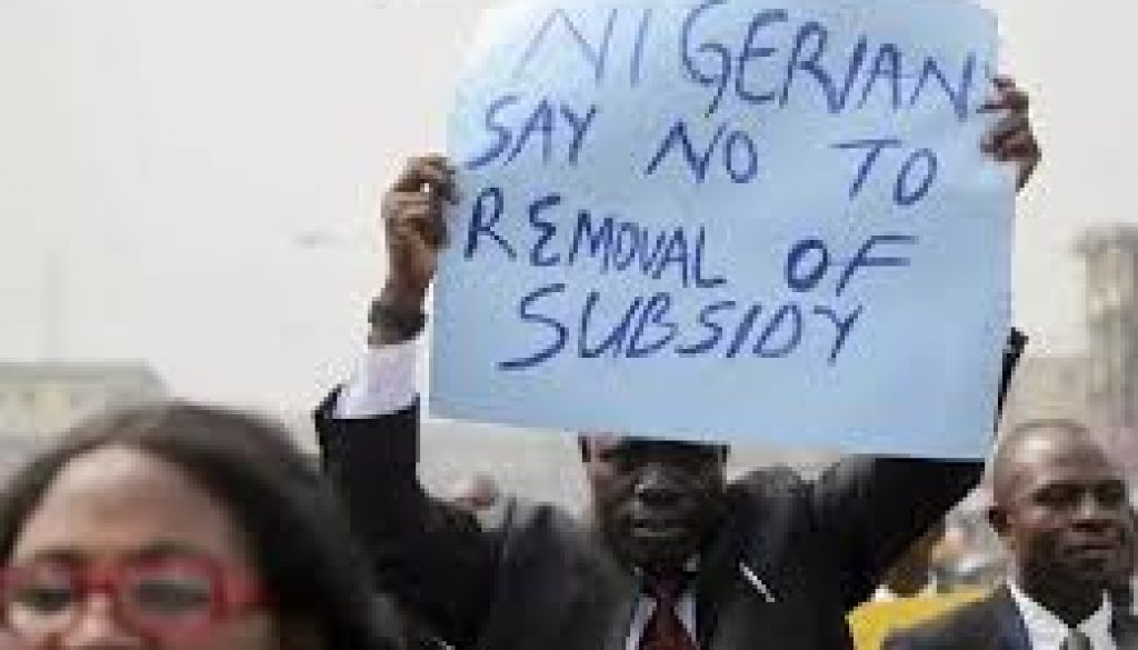 Nigeria moves to remove fuel subsidy