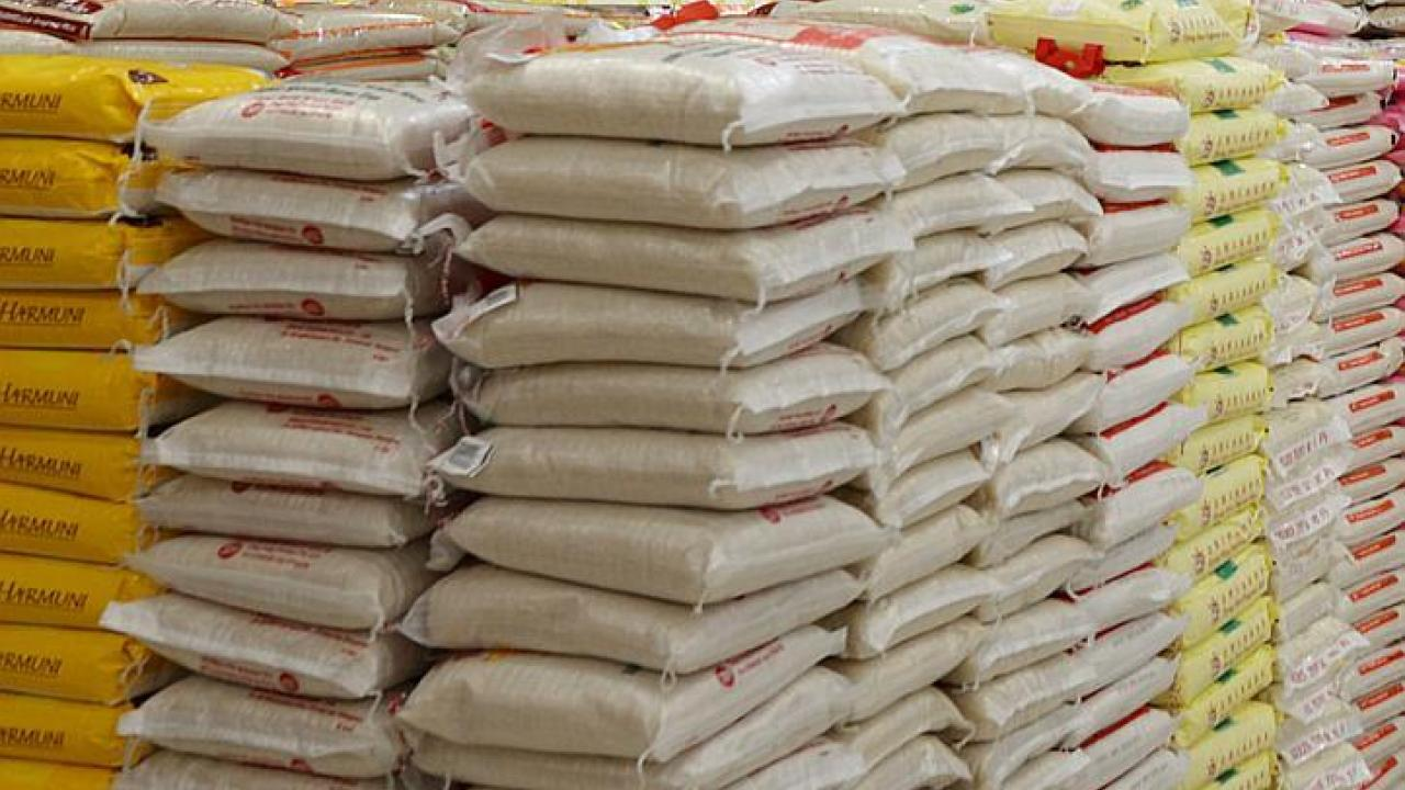 Nigeria's rice production hits 35m bags