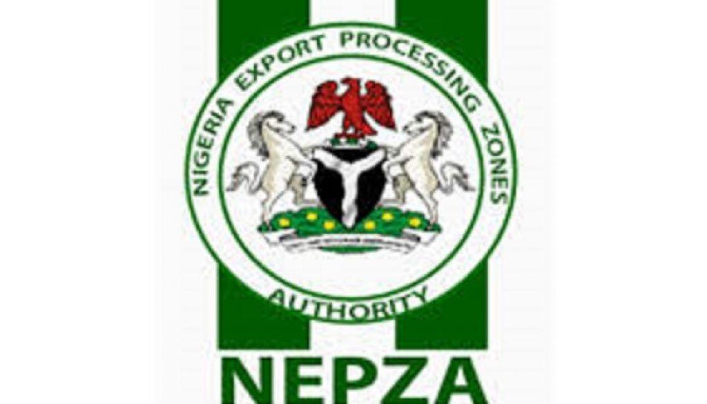 Nepza logo