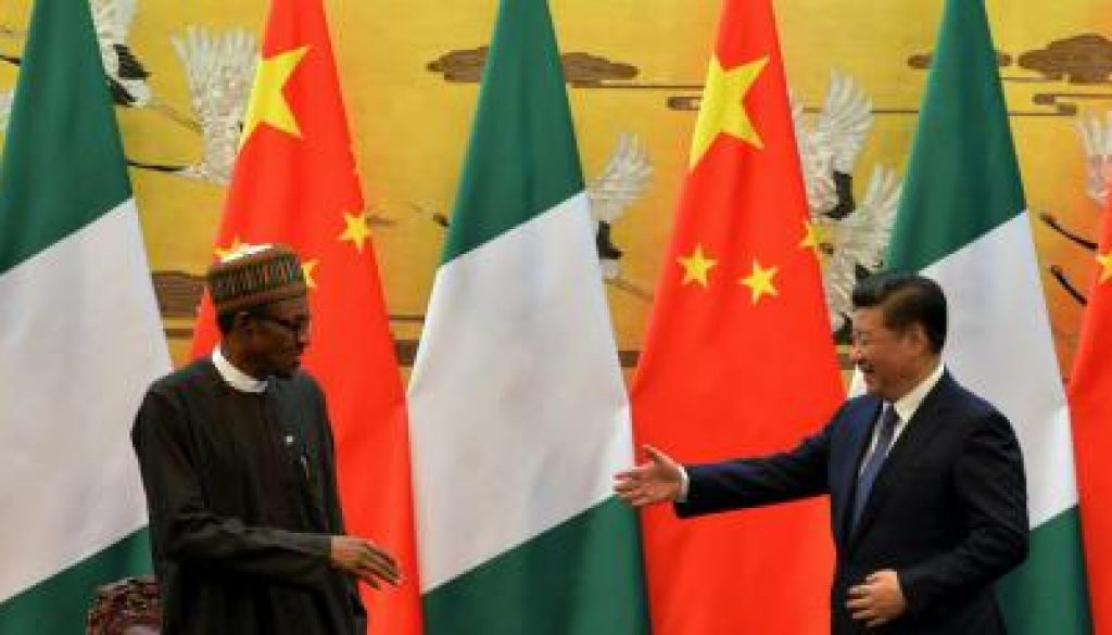 Nigeria records trade imbalance with China