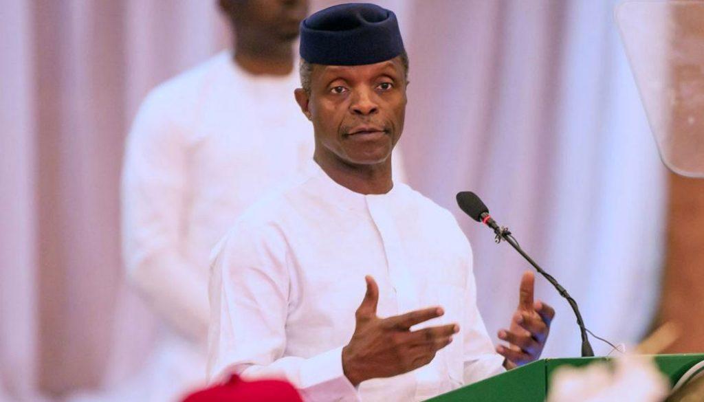 Nigeria making progress in technology – Osinbajo