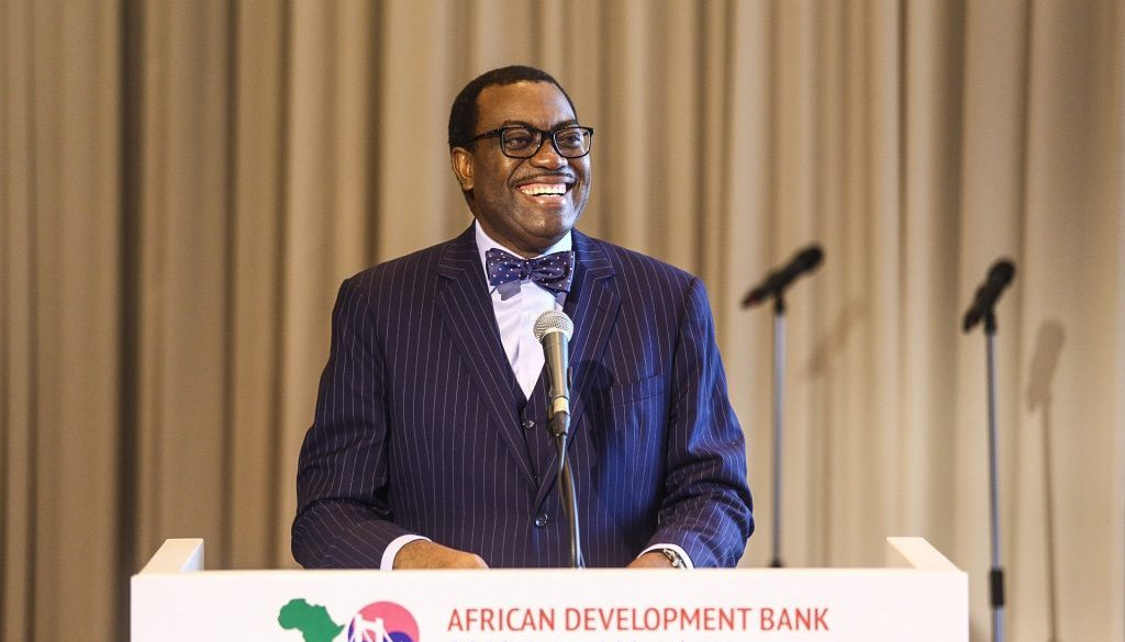 Busan AfDB Annual Meetings Day 5 - Breakfast Session Signing Ceremony