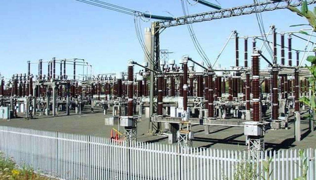 Electricity-Distribution-Station