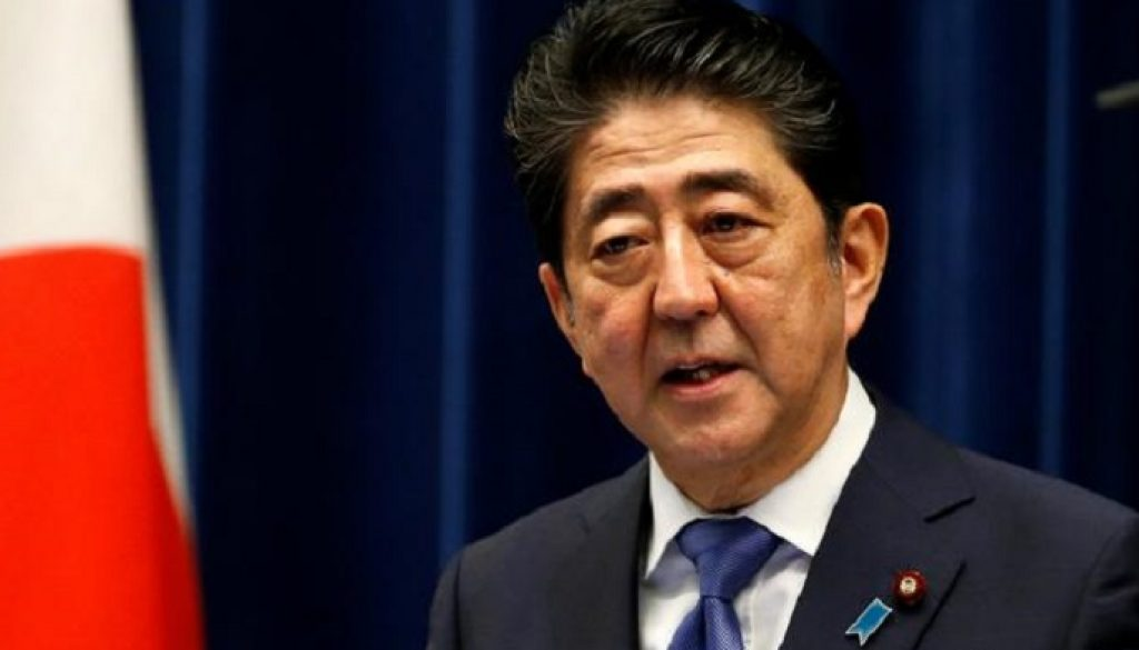 Japan-Prime-Minister-Shinzo-Abe