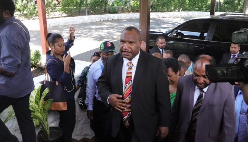 Papua New Guinea appeals to China to refinance its debt