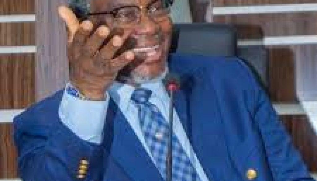 Mr Olamilekan Adegbite