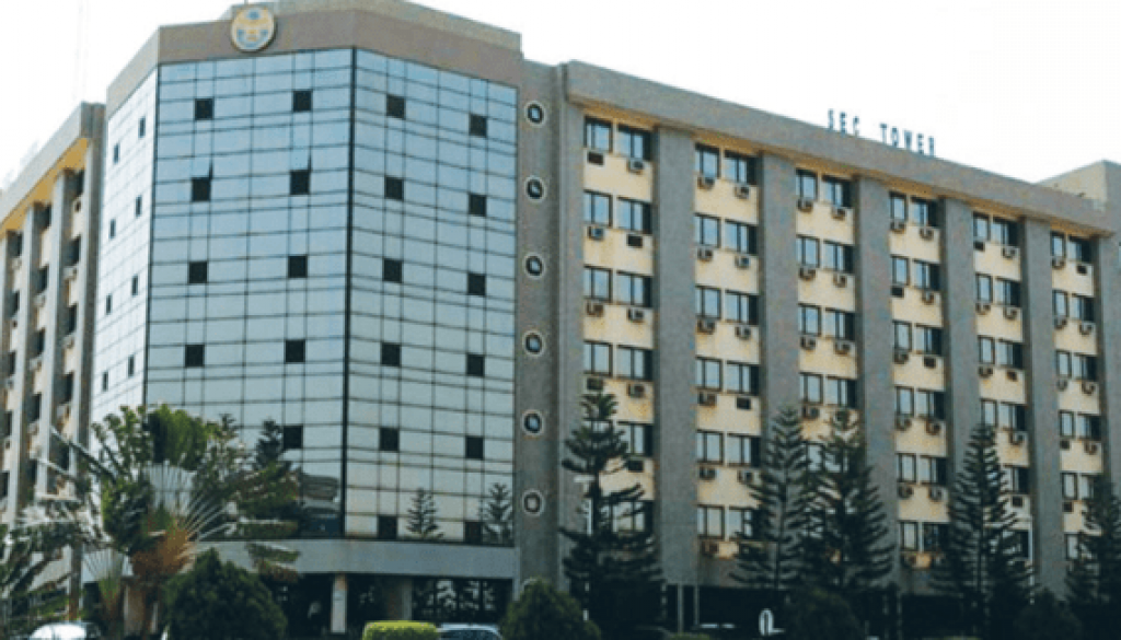 The-Nigerian-Securities-and-Exchange-Commission-SEC-building-Abuja