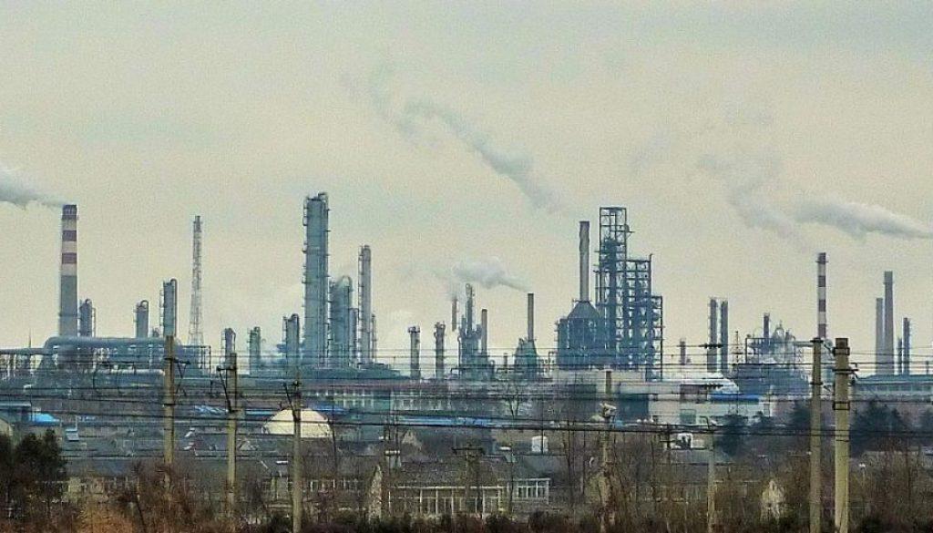 Ganjiaxiang industrial_panorama