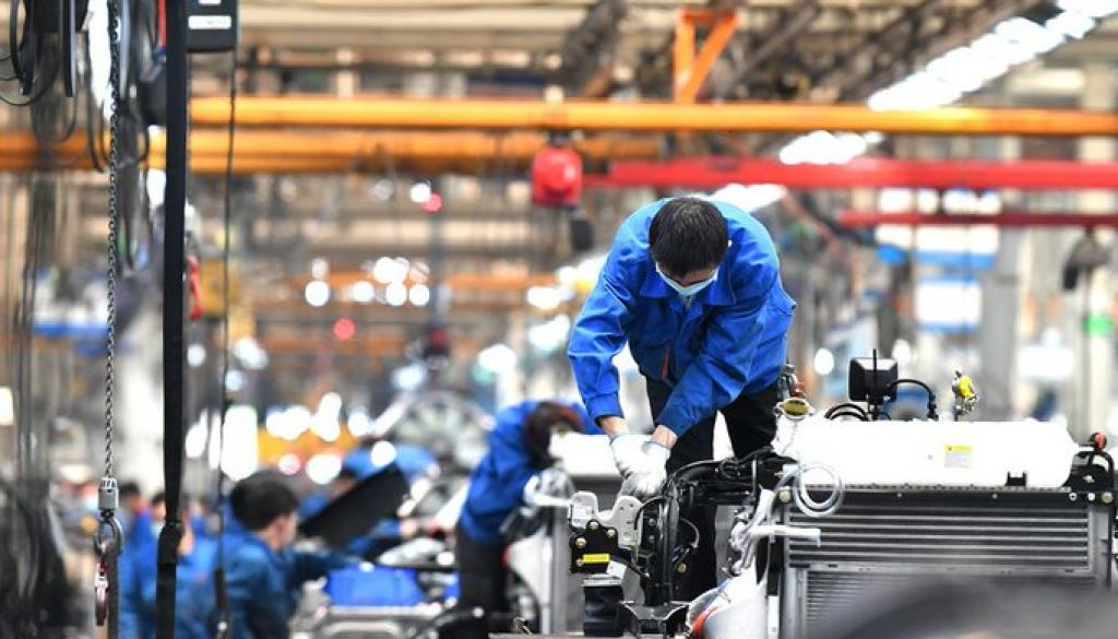 Industries-in-Hubei-China-reopen-