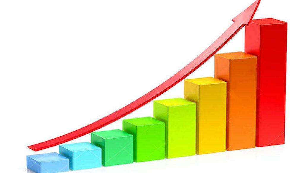 Stock-rise....