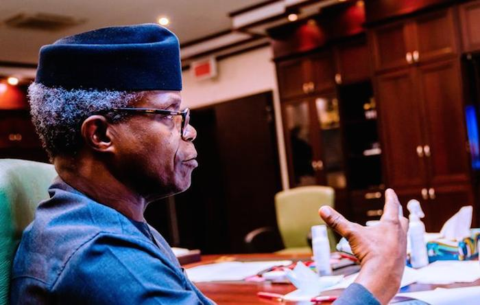 Osinbajo advises CBN on cryptocurrency