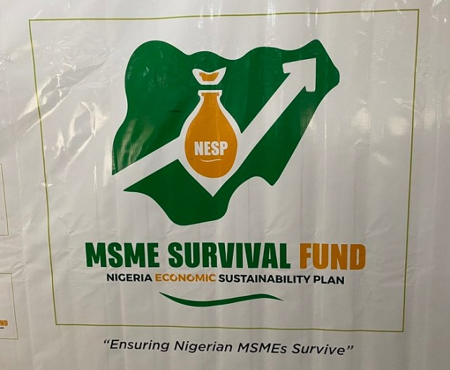 MSMEs Survival Fund achieving results – Presidency