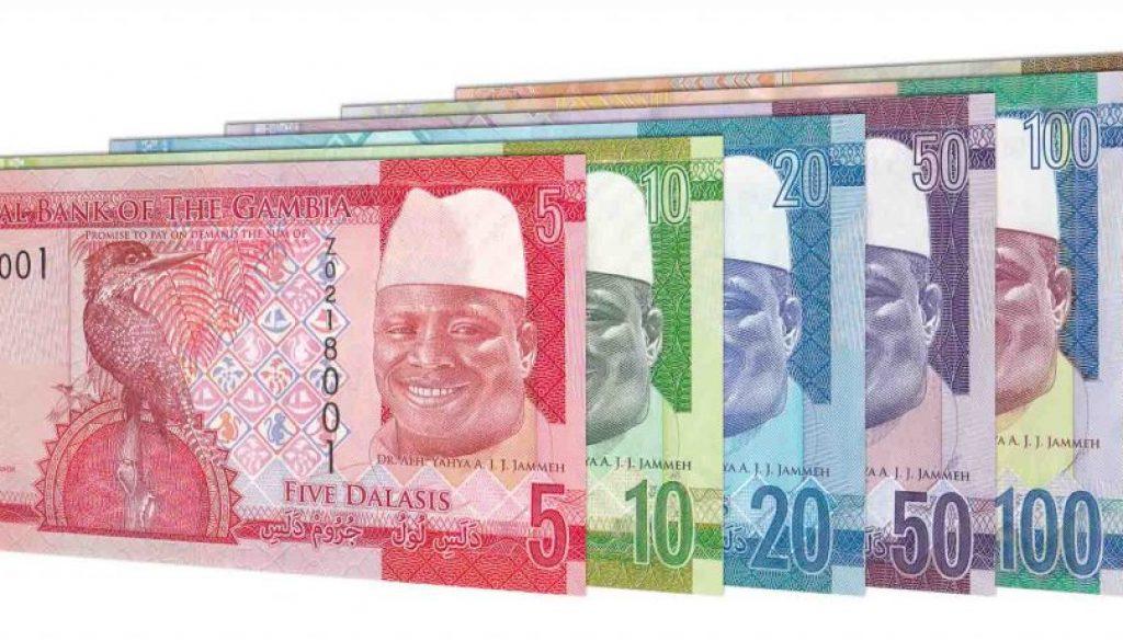 current-gambian-dalasi-banknotes